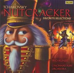 Erich Kunzel - Tchaikovsky: Nutcracker, Favorite Selections