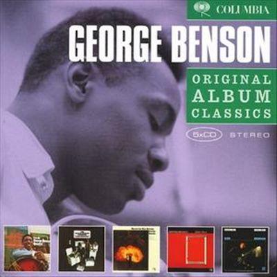 George Benson - It's Uptown/George Benson Cookbook/Beyond the Blue Horizon/Body Talk/Bad Benson