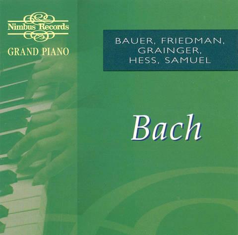 Bach, J.S. - Grand Piano: Bach