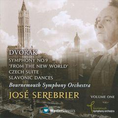 Bournemouth Symphony Orchestra - Dvorák: Symphony No. 9 'From the New World'; Czech Suite; Slavonic Dances