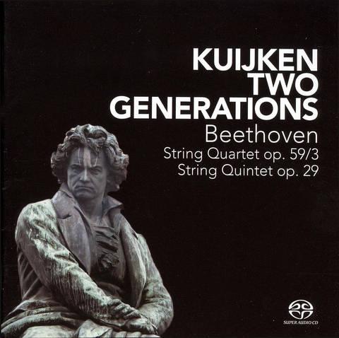 Beethoven, L. Van - Beethoven: String Quartet; String Quintet