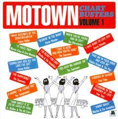 VARIOUS ARTISTS - Motown Chartbusters, Vol. 1 [Motown]