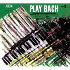 Jacques Loussier - Bach: Jacques Loussier Plays Bach No. 2