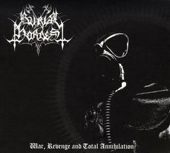 Burial Hordes - War, Revenge and Total Annihilation