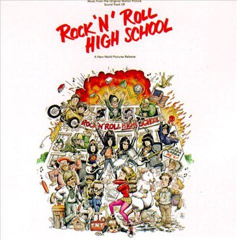 Ramones - Rock 'N' Roll High School