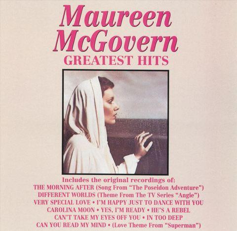 Maureen McGovern - Greatest Hits