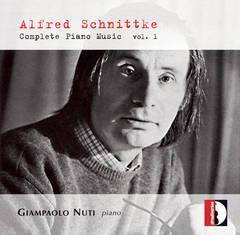 Giampaolo Nuti - Schnittke: Complete Piano Music, Vol. 1
