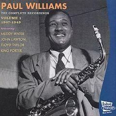 "Paul ""Hucklebuck"" Williams - Complete 1946-1949"