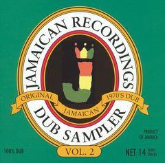 VARIOUS ARTISTS - Jamaican Recordings: Dub Sampler, Vol. 2