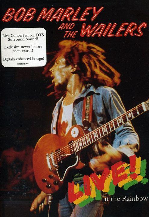 Bob Marley - Live at the Rainbow [1 DVD] [Germany]