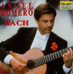 Angel Romero - Angel Romero Plays Bach