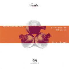 Trio Lézard - Bach: Triosonaten
