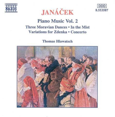 Thomas Hlawatsch - Janácek: Piano Music, Vol. 2
