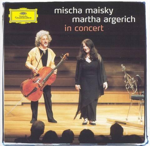 Martha Argerich - Mischa Maisky and Martha Argerich in Concert
