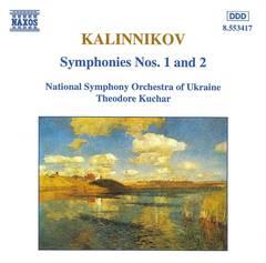 Theodore Kuchar - Kalinnikov: Symphonies Nos. 1 & 2