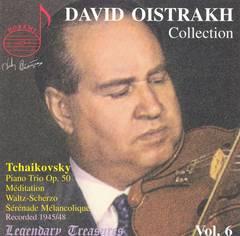 David Oistrakh - David Oistrakh Collection, Vol.6