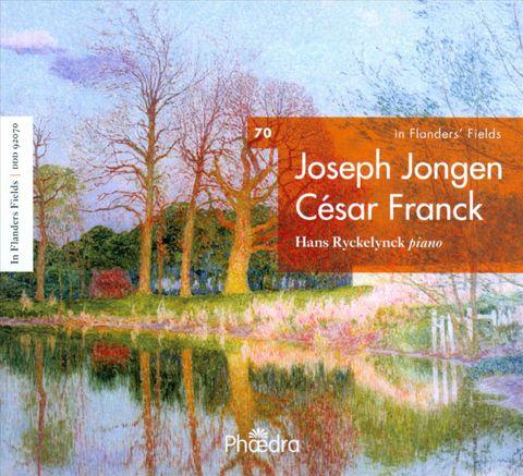 Hans Ryckelynck - Hans Ryckelynck Performs Joseph Jongen & César Franck