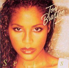 Toni Braxton - Secrets [Japan Bonus Tracks]