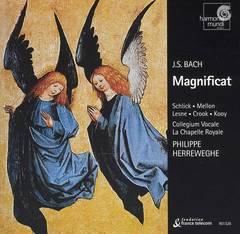Philippe Herreweghe - J.S. Bach: Magnificat
