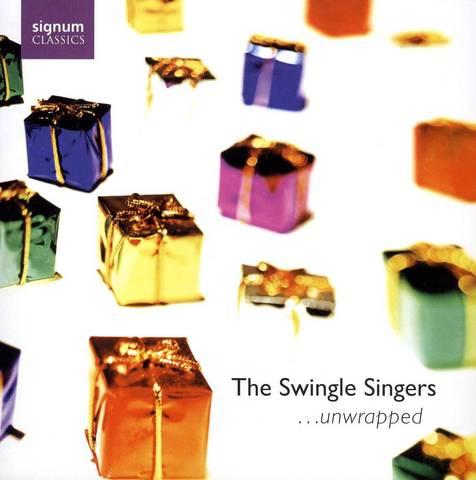 The Swingle Singers - The Swingle Singers ...Unwrapped