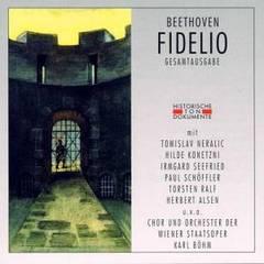 Karl Böhm - Beethoven: Fidelio (Gesamtausgabe)