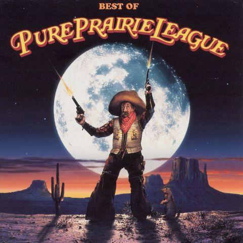 Pure Prairie League - The Best of Pure Prairie League