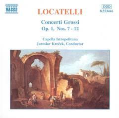Jaroslav Krcek - Locatelli: Concerti Grossi, Op. 1, Nos. 7-12