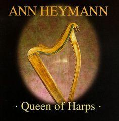 Ann Heymann - Queen of Harps