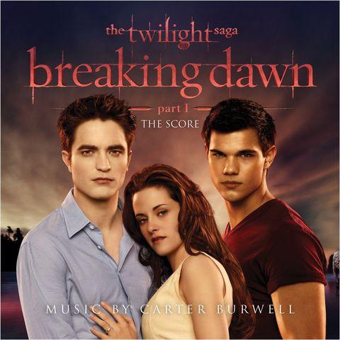 Carter Burwell - The Twilight Saga: Breaking Dawn, Pt. 1 [The Score]