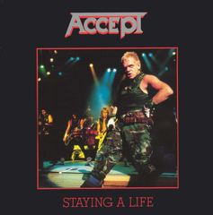 Accept - Staying a Life [German Import]