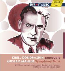 Kirill Kondrashin - Mahler: Symphony No. 6