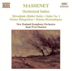 New Zealand Symphony Orchestra - Massenet: Orchestral Suites
