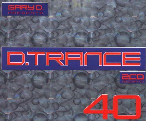 Various Artists - D. Trance 40/Gary D. Presents...