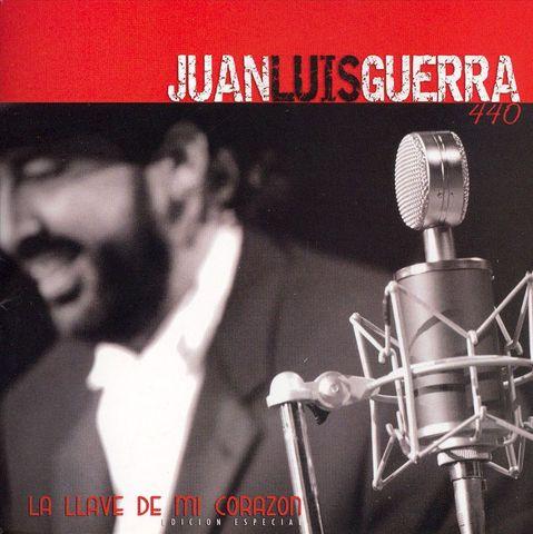 Juan Luis Guerra - La Llave de Mi Corazón [CD/DVD]