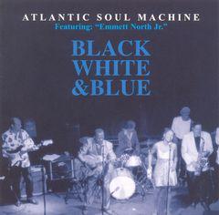 Atlantic Soul Machine - Black White & Blue