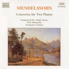 Mendelssohn Bartholdy, F. - Mendelssohn: Concertos for 2 Pianos