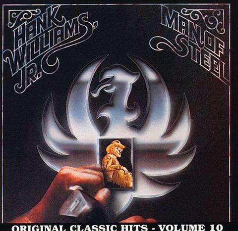 Hank Williams, Jr. - Man of Steel