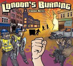 VARIOUS ARTISTS - London's Burning