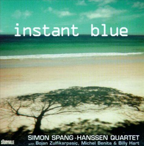 Simon Spang-Hanssen - Instant Blue