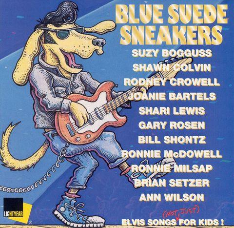 Various Artists - Blue Suede Sneakers