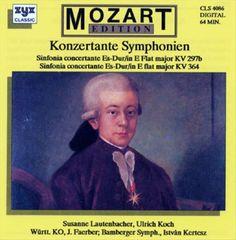 Mozart, W.A. - Mozart: Konzertante Symphonien