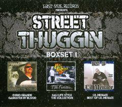 Cali Life Style - Street Thuggin Boxset, Vol. 1