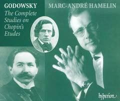 Marc-André Hamelin - Godowsky: The Complete Studies on Chopin's Etudes