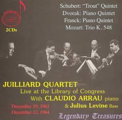 Juilliard String Quartet - Juilliard String Quartet, Vol. 1