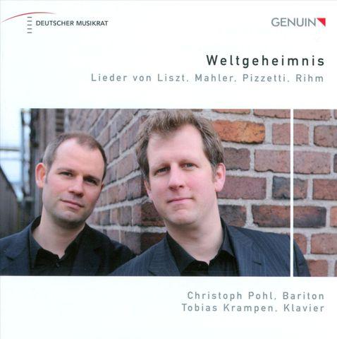 Tobias Krampen - Weltgeheimnis