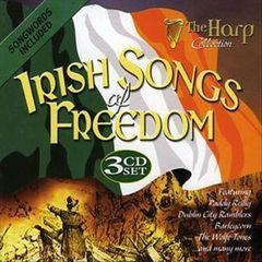 VARIOUS ARTISTS - Irish Songs of Freedom [Harp]