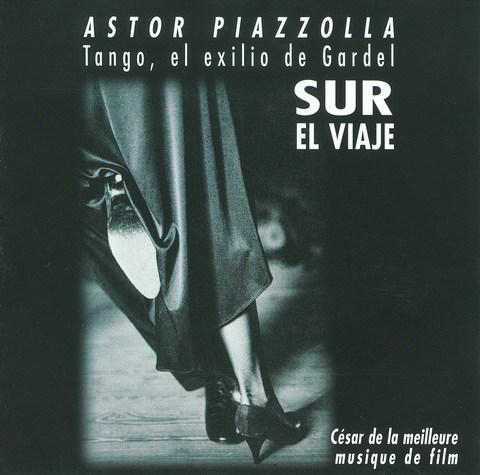 Astor Piazzolla - Tango, El Exilo de Gardel