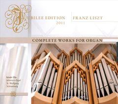 Istvan Ella - Liszt: Complete Works for Organ