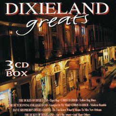 Various Artists - Dixieland Greats
