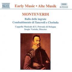 Sergio Vartolo - Monteverdi: Ballo delle ingrate; Combattimento di Tancredi e Clorinda